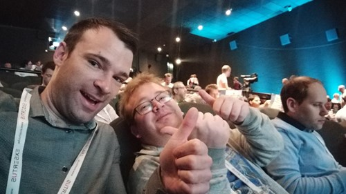 The team at Techorama